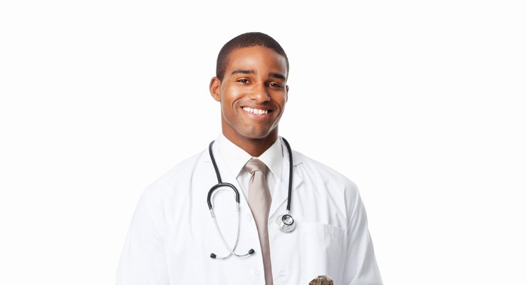 image of male doctor